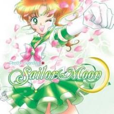 Sailor Moon, Volume 4 - Carte in engleza