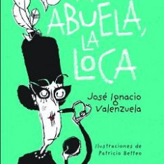 Mi Abuela La Loca - Carte in engleza