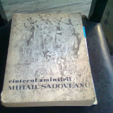 CINTECUL AMINTIRII - MIHAIL SADOVEANU - Nuvela