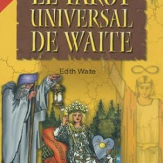 El Tarot Universal de Waite [With Tarot Cards] - Carte ezoterism