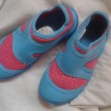 Papuci, espadrile plaja pentru pietre, masura 28-29, Decathlon, Unisex, 28.5, Bleu