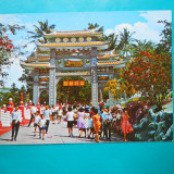 HOPCT 32676 POARTA PRINCIPALA - HAW PAR VILLA -SINGAPORE -NECIRCULATA, Printata