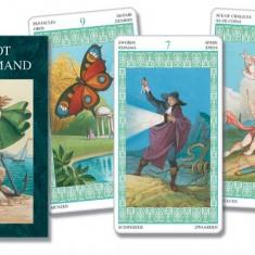 Tarot Lenormand: Tarot de Madame Lenormand - Carte in engleza