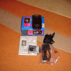 NOKIA 2220 SLIDE ORIGINAL 100% NOU LA CUTIE - 139 LEI !!! - Telefon Nokia, Negru, <1GB, Orange, Single SIM, Fara procesor