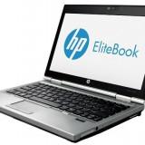 Laptop HP EliteBook 2570p, Intel Core i3 Gen 3 3120M 2.5 GHz, 4 GB DDR3, 250 GB HDD SATA, DVDRW, Wi-Fi, Bluetooth, Card Reader, Webcam, Display 1