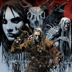 The Witcher, Volume 1: House of Glass - Carte in engleza