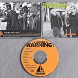 Green Day - Warning CD - Muzica Rock warner