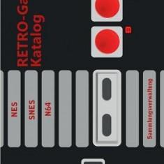 Retro-Gamer Katalog - Nes / Snes / N64 - Carte in engleza