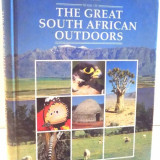 BOOK OF THE GREAT SOUTH AFRICAN OUTDOORS, 1994 - Carte Biologie
