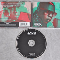 Jay-Z - Kingdom Come (CD Green Cover Edition) - Muzica Hip Hop universal records