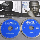 Jay-Z - The Blueprint 2: The Gift & The Curse 2CD - Muzica Hip Hop universal records