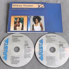 Whitney Houston - Whitney 2CD Digipack - Muzica R&B sony music