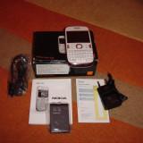 NOKIA ASHA 302 ORIGINAL 100% NOU LA CUTIE - 189 LEI !!! - Telefon mobil Nokia Asha 302, Auriu, Neblocat