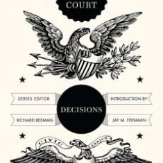 Supreme Court Decisions - Carte in engleza