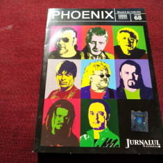 CD PHOENIX - Muzica Rock