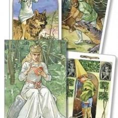Sorcerers Tarot Cards - Carte ezoterism