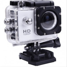 Camera video de actiune, Full HD, carcasa rezistenta la apa - Camera Video Actiune Kitvision, Card de memorie