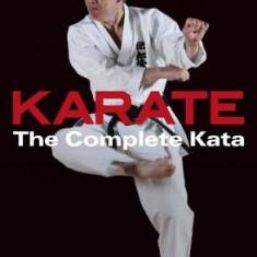 Karate: The Complete Kata - Carte in engleza