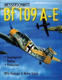 Messerschmitt Bf 109 A-E: Development/Testing/Production