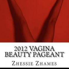 2012 Vagina Beauty Pageant - Carte in engleza