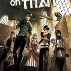 Attack on Titan 13 - Carte in engleza