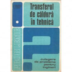 Transferul de caldura in tehnica (vol. 1, 2) - D. Stefanescu, M. Marinescu, Al. Danescu - Carti Energetica