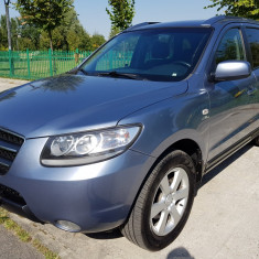 Hyundai Santa Fe 2, 2 CRDI 150CP 4x4, An Fabricatie: 2006, Motorina/Diesel, 188018 km, 2188 cmc