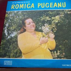 DISC VINIL ROMICA PUCEANU - Muzica Rock