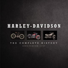 Harley-Davidson: The Complete History - Carte in engleza