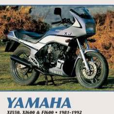 Yamaha Fj600, Xj550 & Xj600, 1981-1992: Service, Repair, Maintenance