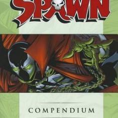Spawn Compendium, Volume 1 - Carte in engleza