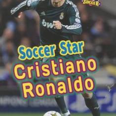 Soccer Star Cristiano Ronaldo - Carte in engleza