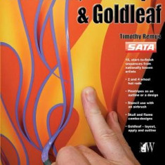 How-To Airbrush, Pinstripe & Goldleaf
