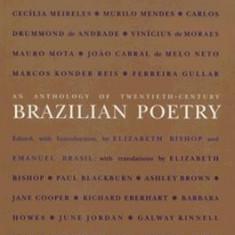 An Anthology of Twentieth-Century Brazilian Poetry Anthology of Twentieth-Century Brazilian Poetry Anthology of Twentieth-Century Brazilian Poetry An