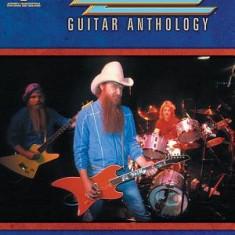 ZZ Top - Guitar Anthology - Carte in engleza