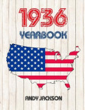 1936 U.S. Yearbook: 1936 U.S. Yearbook: Interesting Original Book Full of Facts and Figures from 1936 - Unique Birthday Present / Gift Ide
