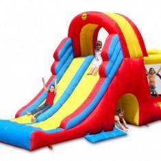 Saltea gonflabila Mega Slide Happy Hop - Casuta copii