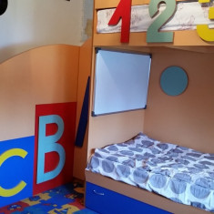 Mobila copii - Dormitor complet