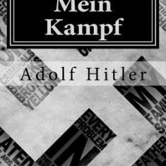 Mein Kampf - Carte in engleza
