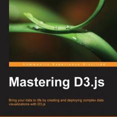 Mastering D3.Js - Carte in engleza