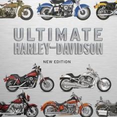 Ultimate Harley Davidson - Carte in engleza