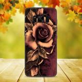 Husa Samsung Galaxy S8 - Gel TPU Gothic Rose - Husa Telefon