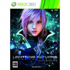 Joc consola Eidos Lightning Returns Final Fantasy XIII XBOX360 - Jocuri Xbox 360