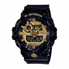 Ceas original Casio G-Shock GA-710GB-1AER - Ceas barbatesc Casio, Sport