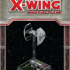 Star Wars: X-Wing Inquisitor's Tie Miniature Expansion Pack - Carte in engleza