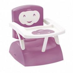 Booster Seat 2 in 1 Pink Orchid