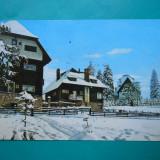 HOPCT 32848 PREDEAL CIOPLEA PEISAJ DE IARNA 1971 -JUD BRASOV-CIRCULATA