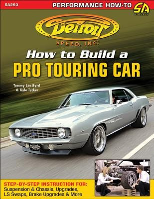 Detroit Speed's How to Build a Pro Touring Car foto