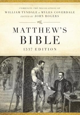 Matthew's Bible-OE-1537 foto