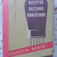Receptor De Buzunar Cu Tranzistoare - V.k. Labutin, T.l. Poleakov, 400836 - Carti Electrotehnica